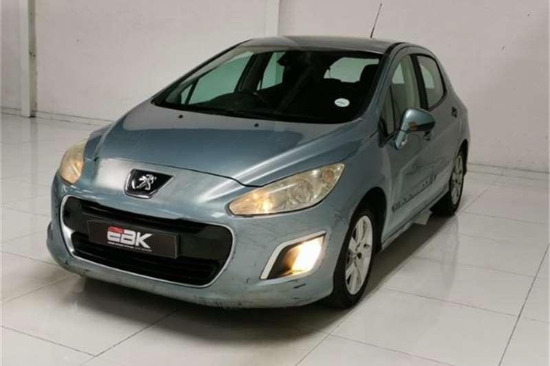 2012 Peugeot 308 308 1.6 Premium