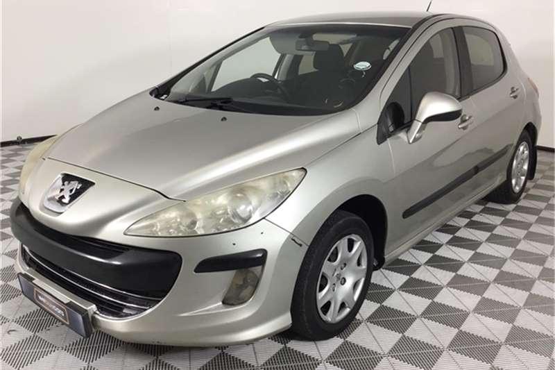 Peugeot 308 1.6 X-Line 2009