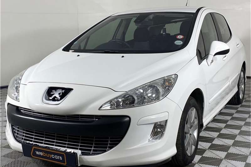 2008 Peugeot 308 308 1.6 XS