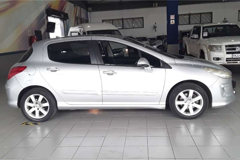 2009 Peugeot 308 308 1.6 XS