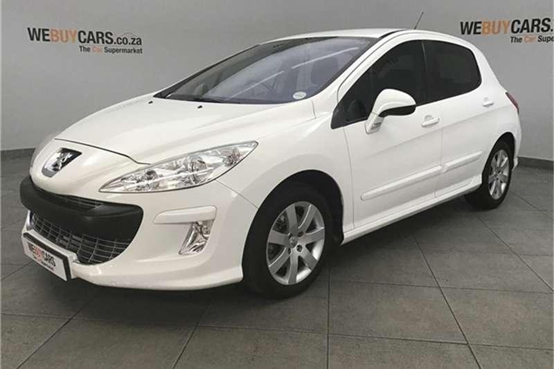 Peugeot 308 1.6T Premium 2011