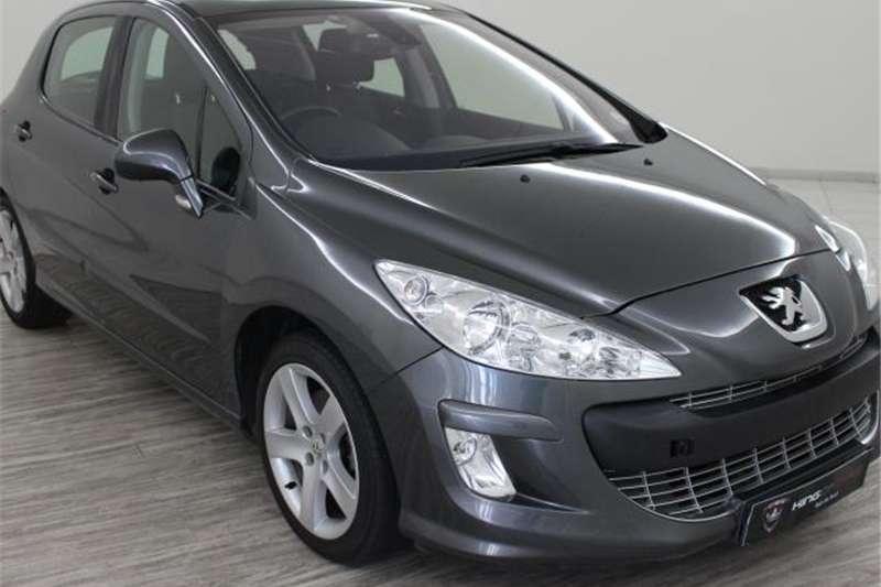 Peugeot 308 1.6T Premium Pack 2011