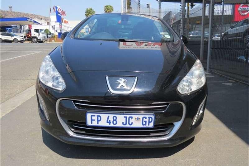 Peugeot 308 CC 1.6T 2011