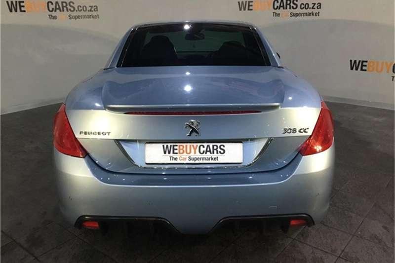 Peugeot 308 CC 1.6T 2012