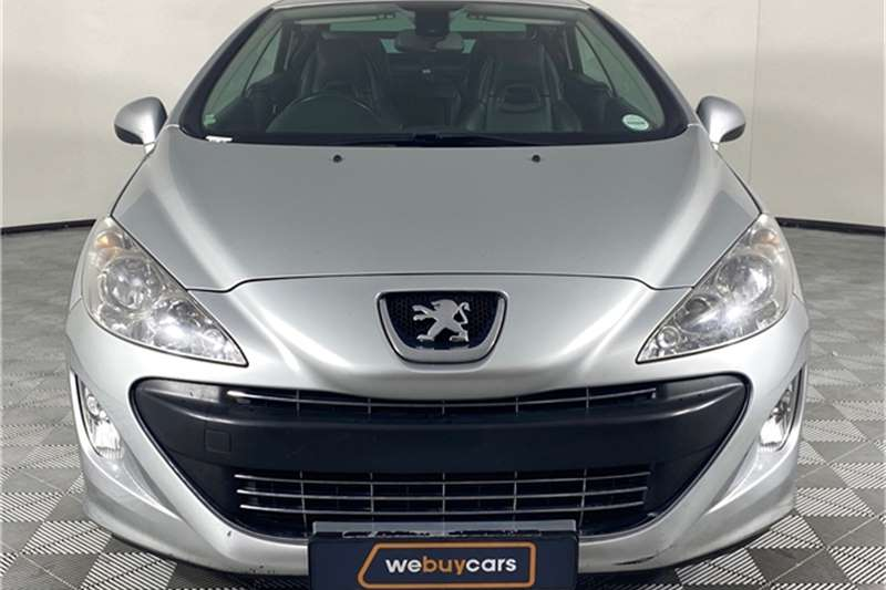 2010 Peugeot 308 308 CC 1.6T automatic
