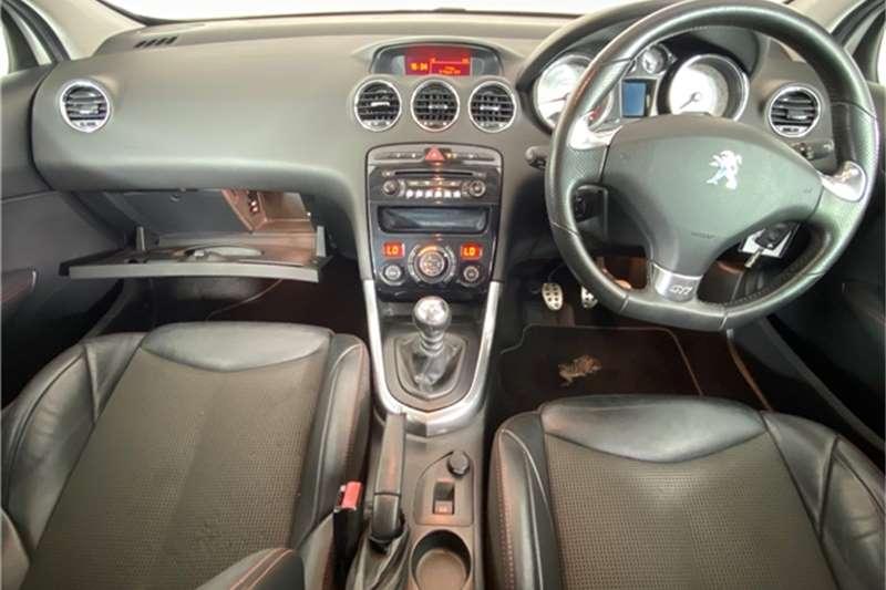 2012 Peugeot 308 308 GTi