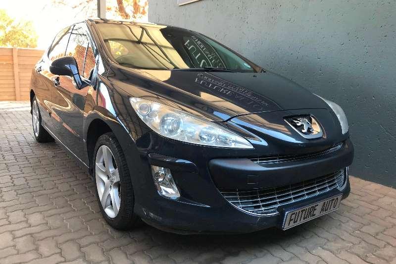 2011 Peugeot 308 2.0HDi Premium Pack