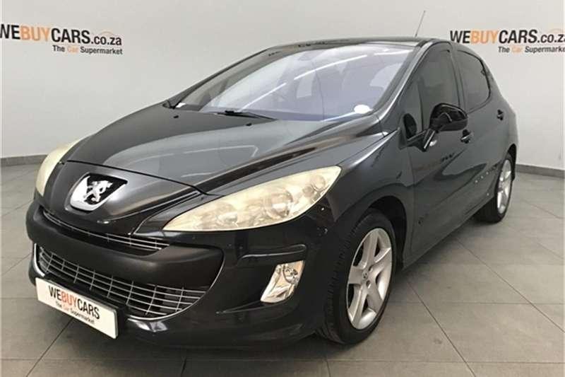 2011 Peugeot 308 1.6T Premium Pack