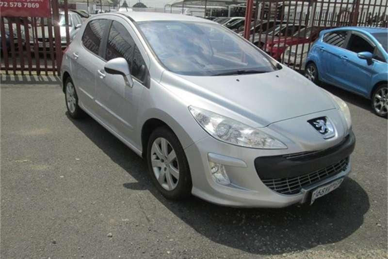 2010 Peugeot 308 1.6T XT