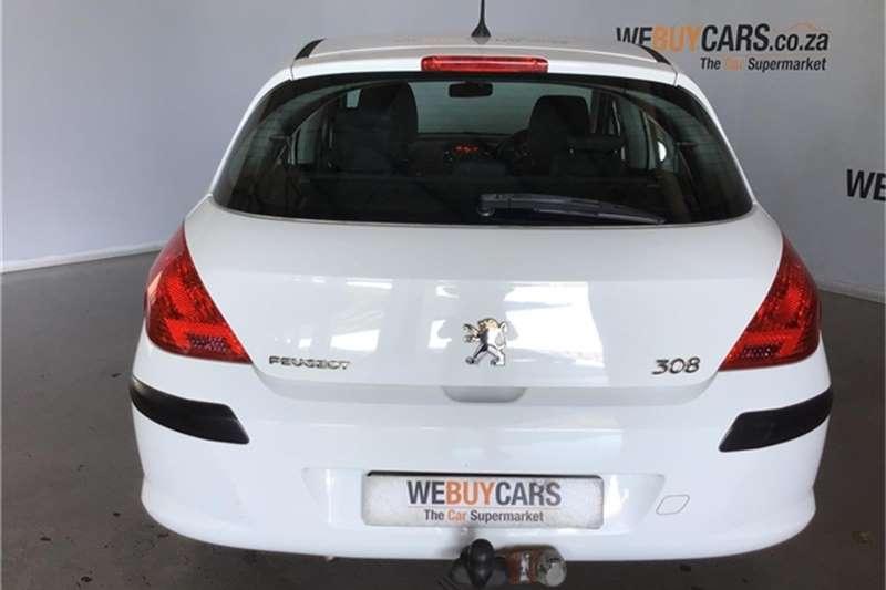 2011 Peugeot 308 1.6 Comfort