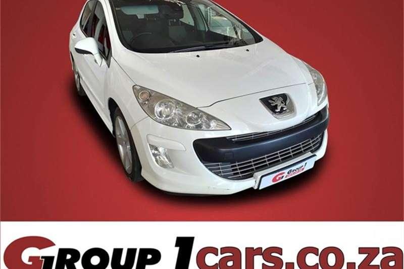 2009 Peugeot 308 1.6T XT