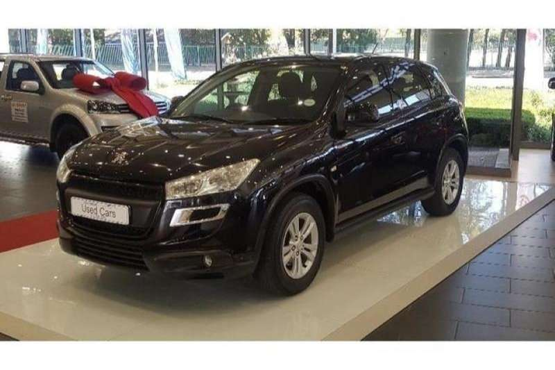 Peugeot 4008 2.0 AWD Active 2012
