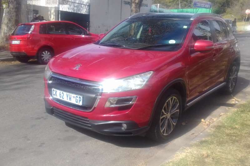 Peugeot 4008 2.0 AWD Active 2013