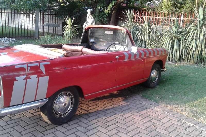 Peugeot 405 1970