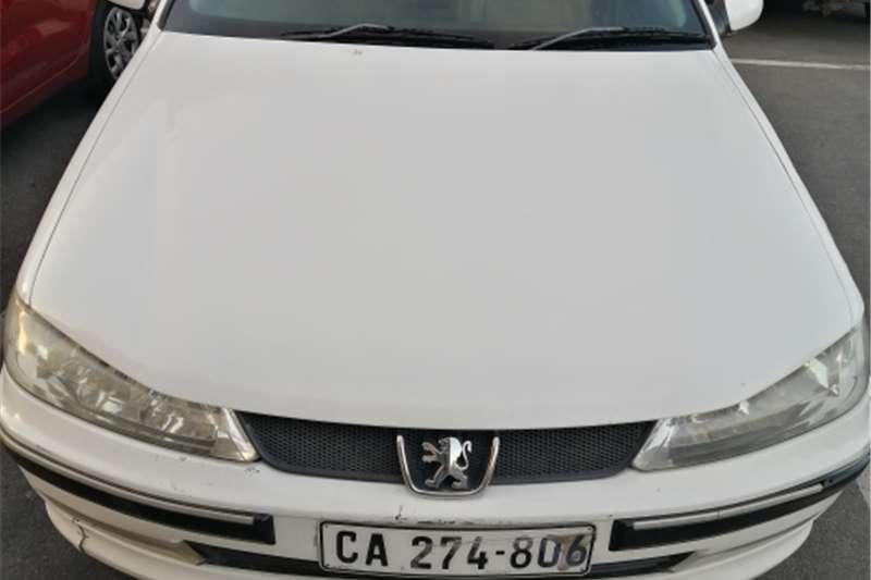 Peugeot 406 2004