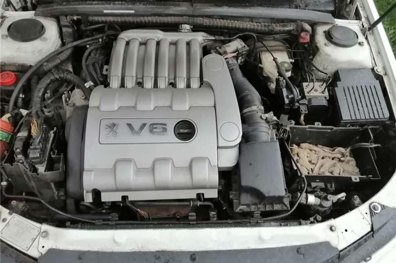 Peugeot 406 2007