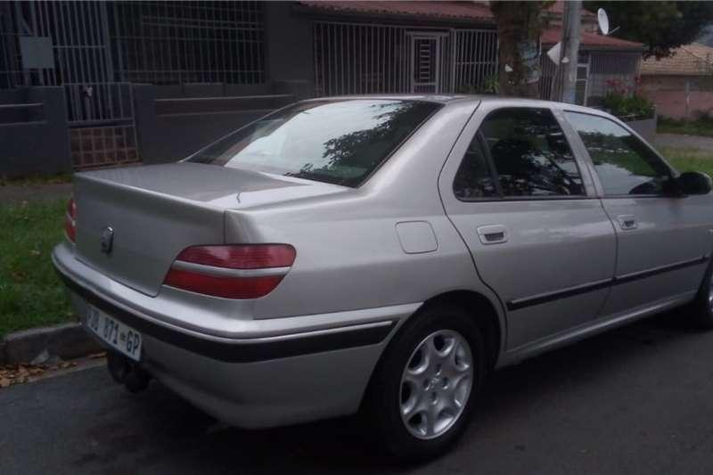 Used 2008 Peugeot 407
