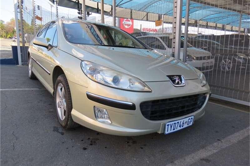 2006 Peugeot 407