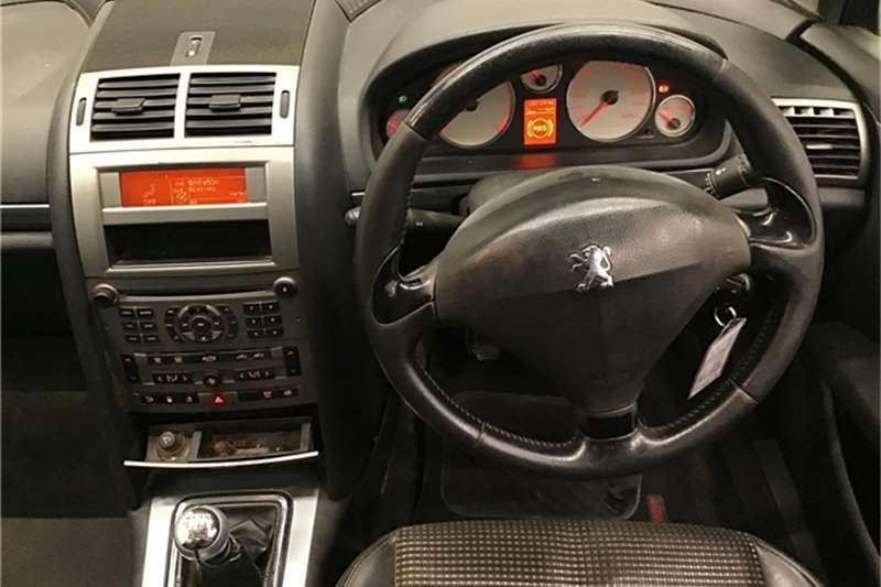 Peugeot 407 2.2 ST Sport 2006