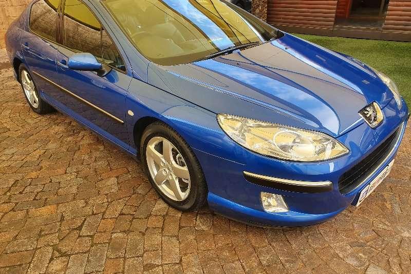 2004 Peugeot 407 2.0HDi ST Executive