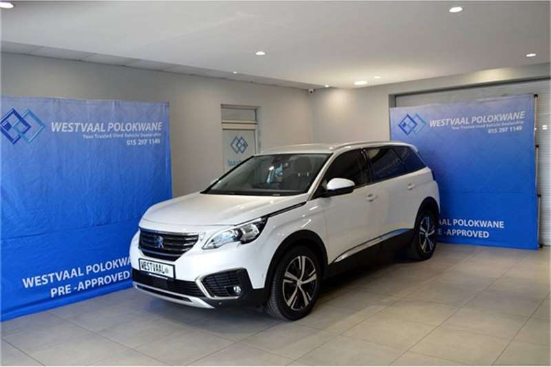 Used 2021 Peugeot 5008 1.6 THP ALLURE A/T