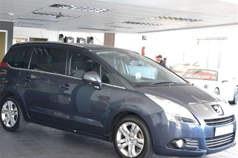 Peugeot 5008 1.6T Active 2012
