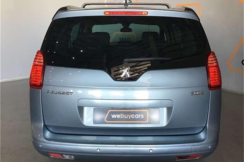 Peugeot 5008 1.6T Allure 2011