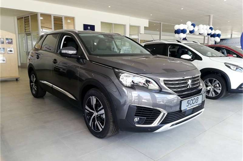 Peugeot 5008 2.0 HDI ALLURE A/T 2019