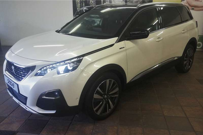 Peugeot 5008 2.0 HDI GT LINE A/T 2020