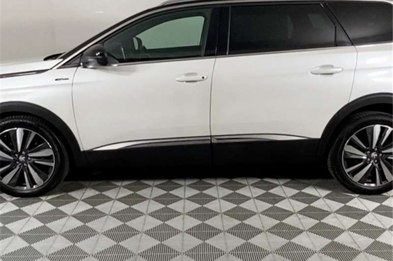 2020 Peugeot 5008 5008 2.0 HDI GT LINE A/T
