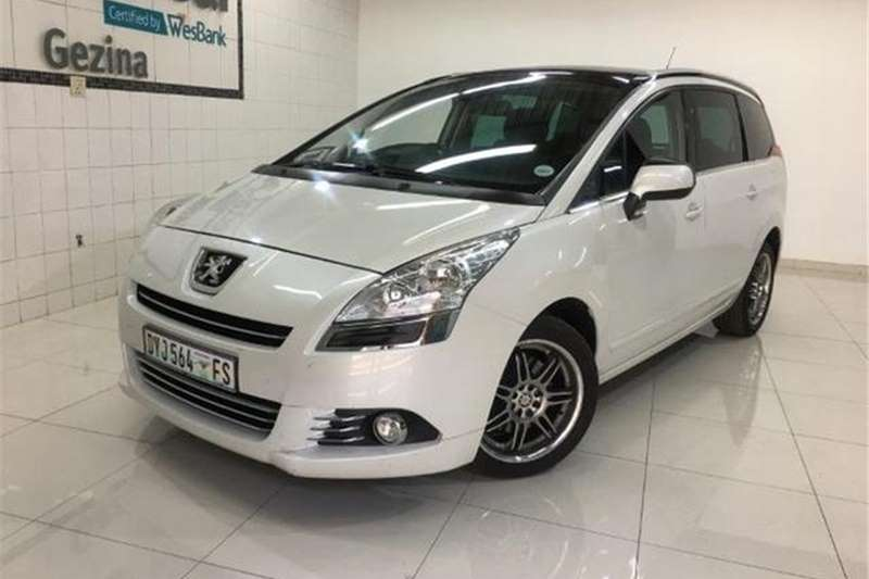 Peugeot 5008 2.0HDi Active 2011