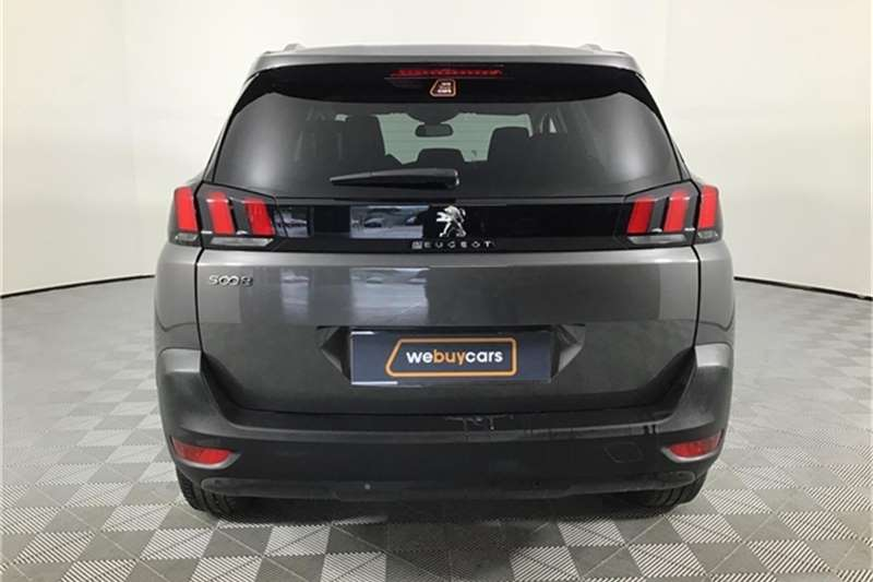 Peugeot 5008 2019