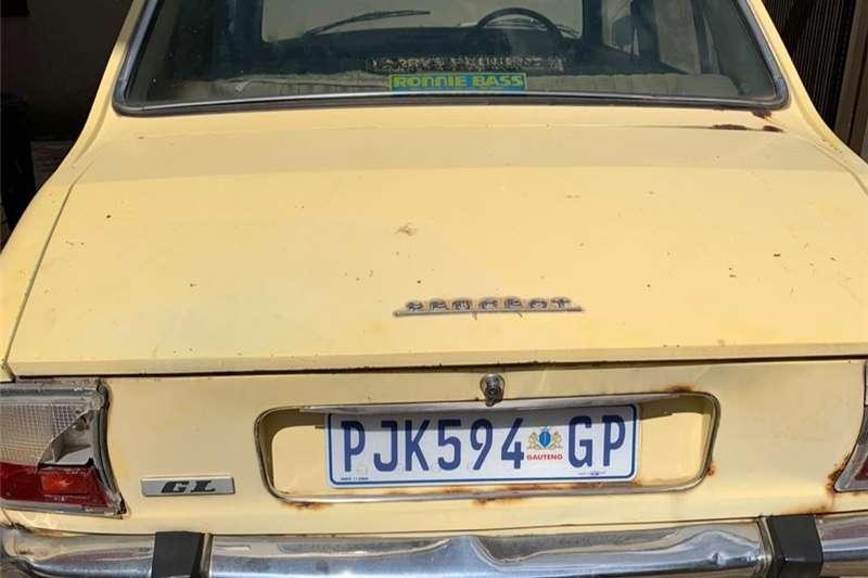 Peugeot 504 1979
