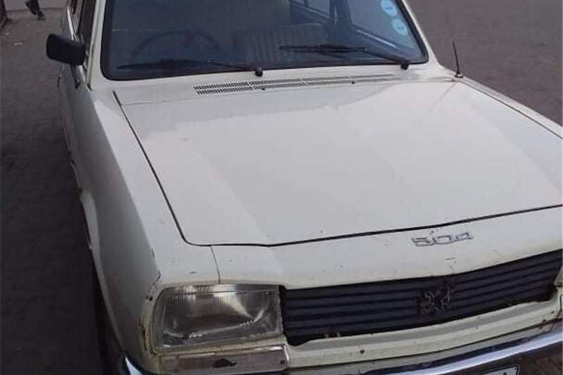 Peugeot 504 1984