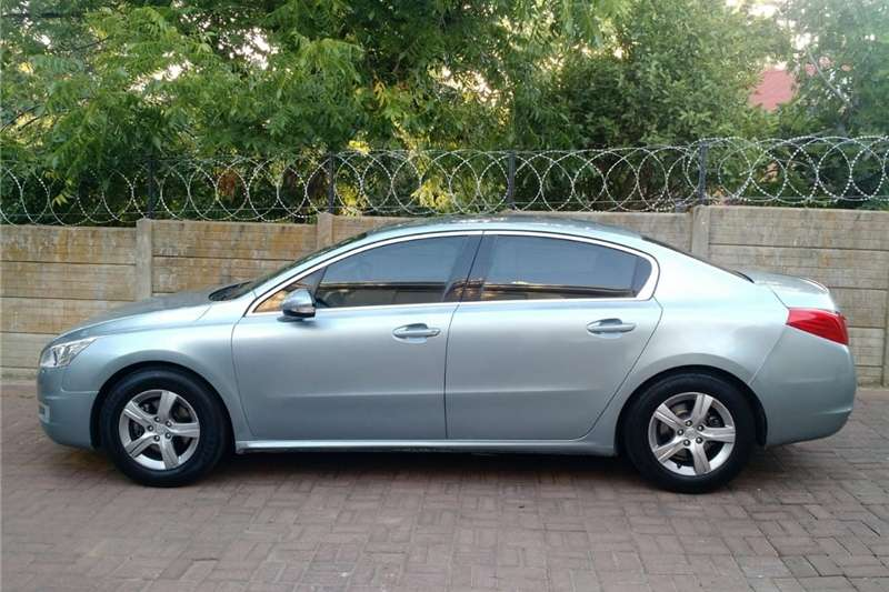 Peugeot 508 2.0HDi Active 2011