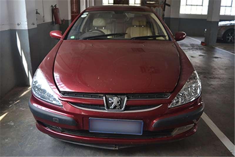 Peugeot 607 3.0 V6 tiptronic 2007