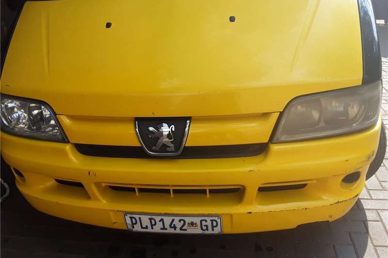 Used 2003 Peugeot Boxer