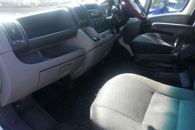 2011 Peugeot Boxer 2.2HDi L2H1 M