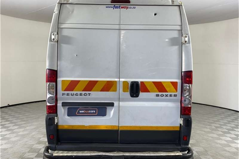 Used 2011 Peugeot Boxer Panel Van BOXER L2H1 2.2 HDi M F/C P/V