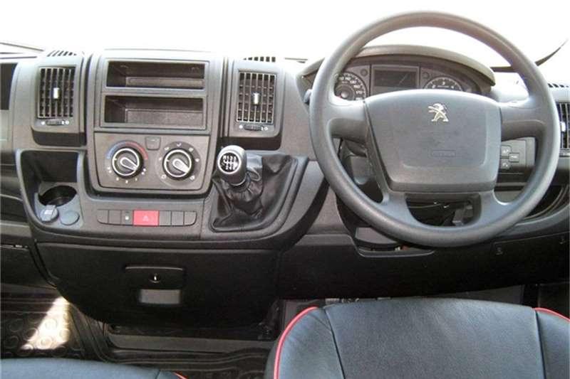 Peugeot Boxer Panel Van BOXER L2H1 2.2 HDi M F/C P/V 2018