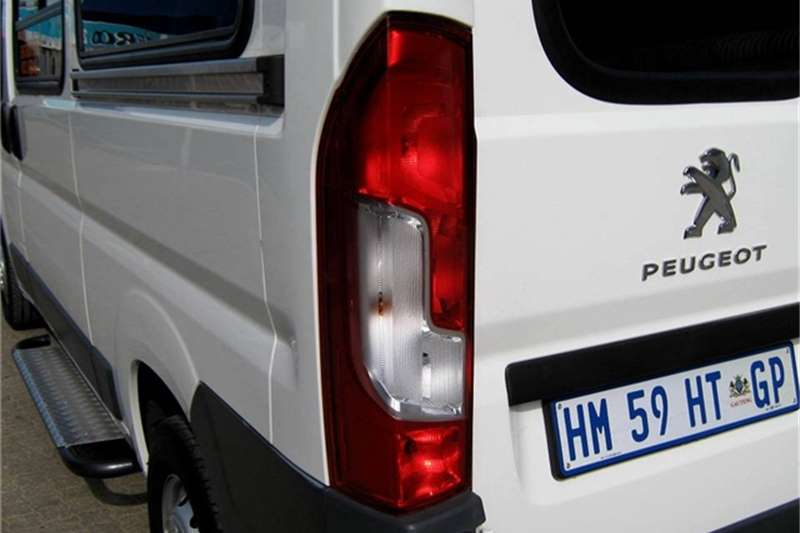 2018 Peugeot Boxer panel van BOXER L2H1 2.2 HDi M F/C P/V