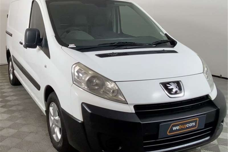 Used 2011 Peugeot Expert 2.0HDi L1H1