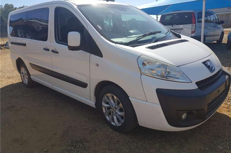2011 Peugeot Expert