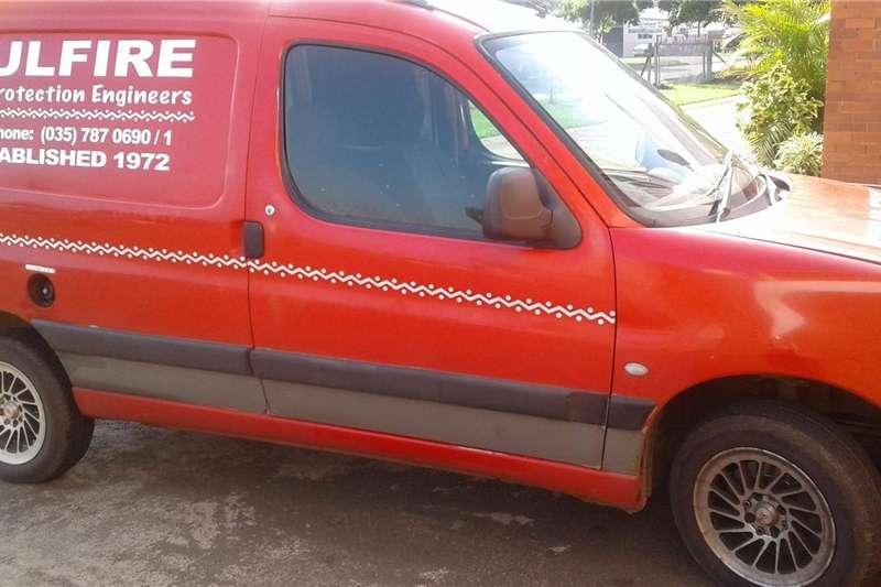 Peugeot Partner 1.6 2008