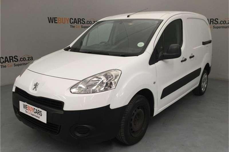 Peugeot Partner 1.6 66kW L1 2014