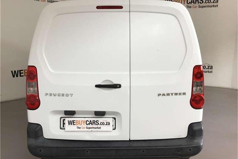 Peugeot Partner 1.6HDi 2010