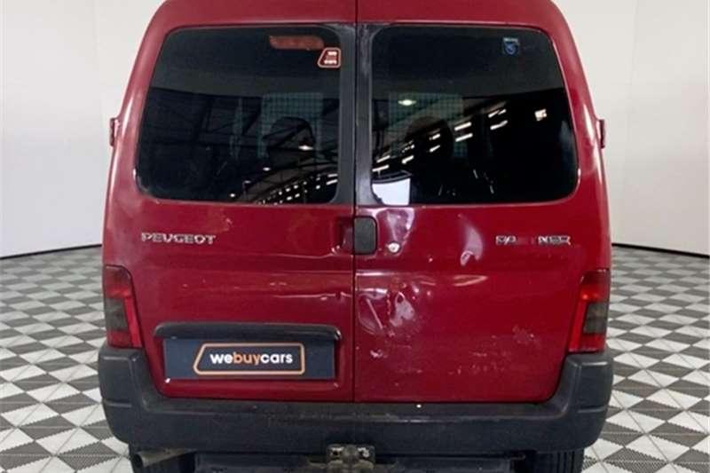 Used 2005 Peugeot Partner 1.9D
