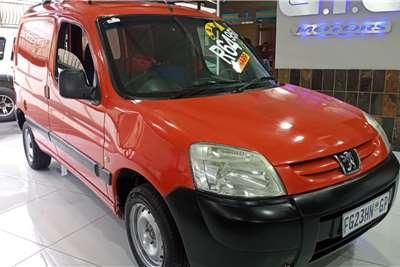 2007 Peugeot Partner Partner 1.9D