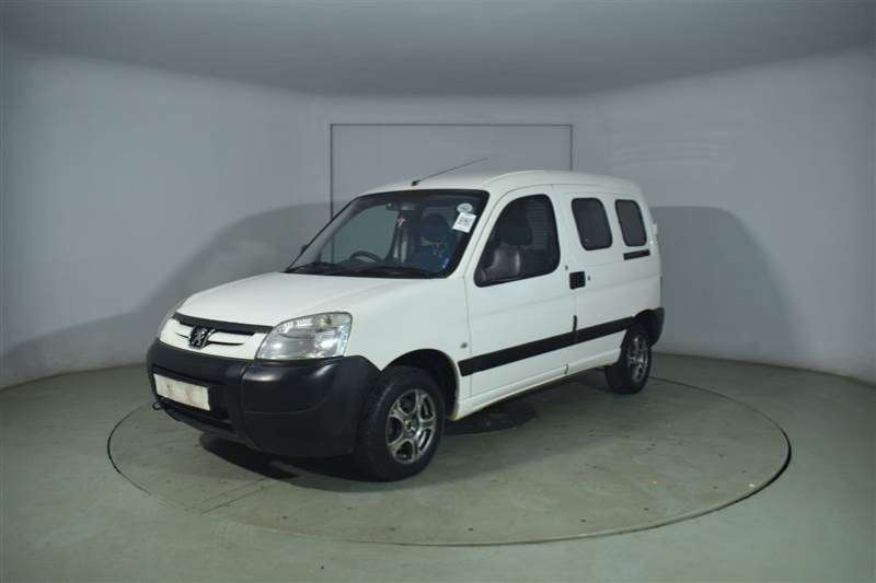 2009 Peugeot Partner