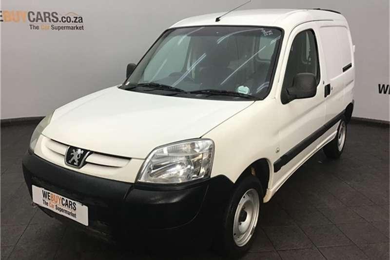 2008 Peugeot Partner 1.9D